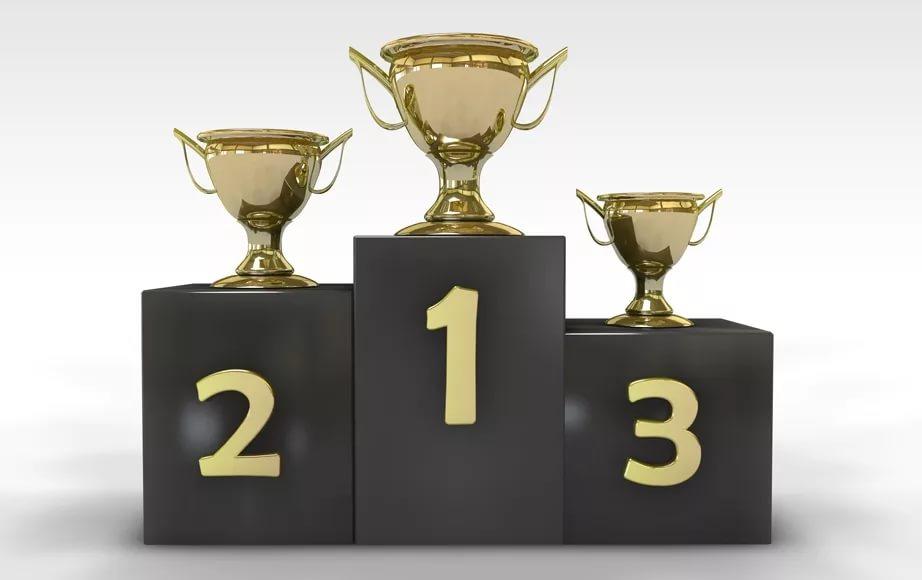 Итоги участия в соревнованиях за ноябрь