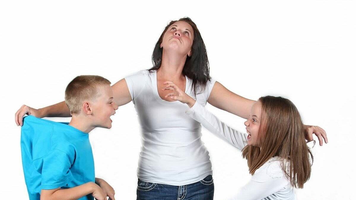 Что делать, если подросток дерётся?