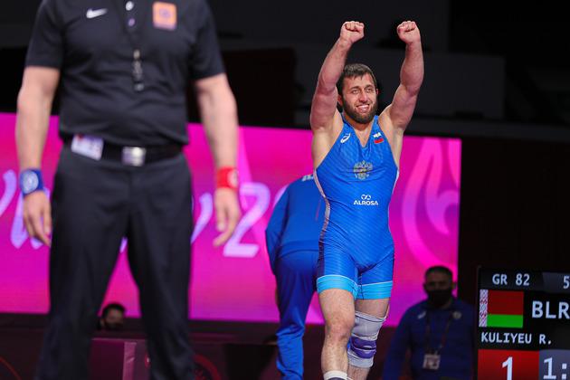 Акиев Адлан – чемпион Европы